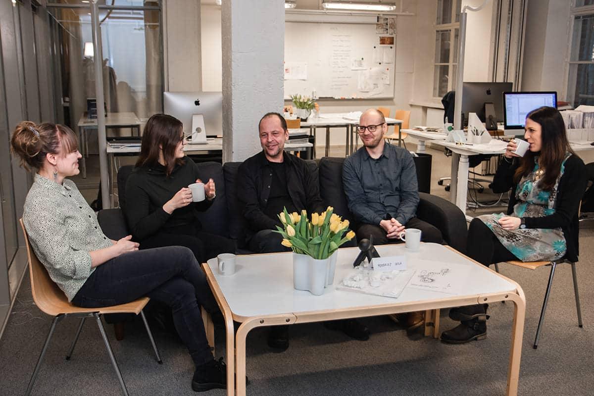 LAAJA arkitekter – hållbarhet, ändamålsenlighet och skönhet